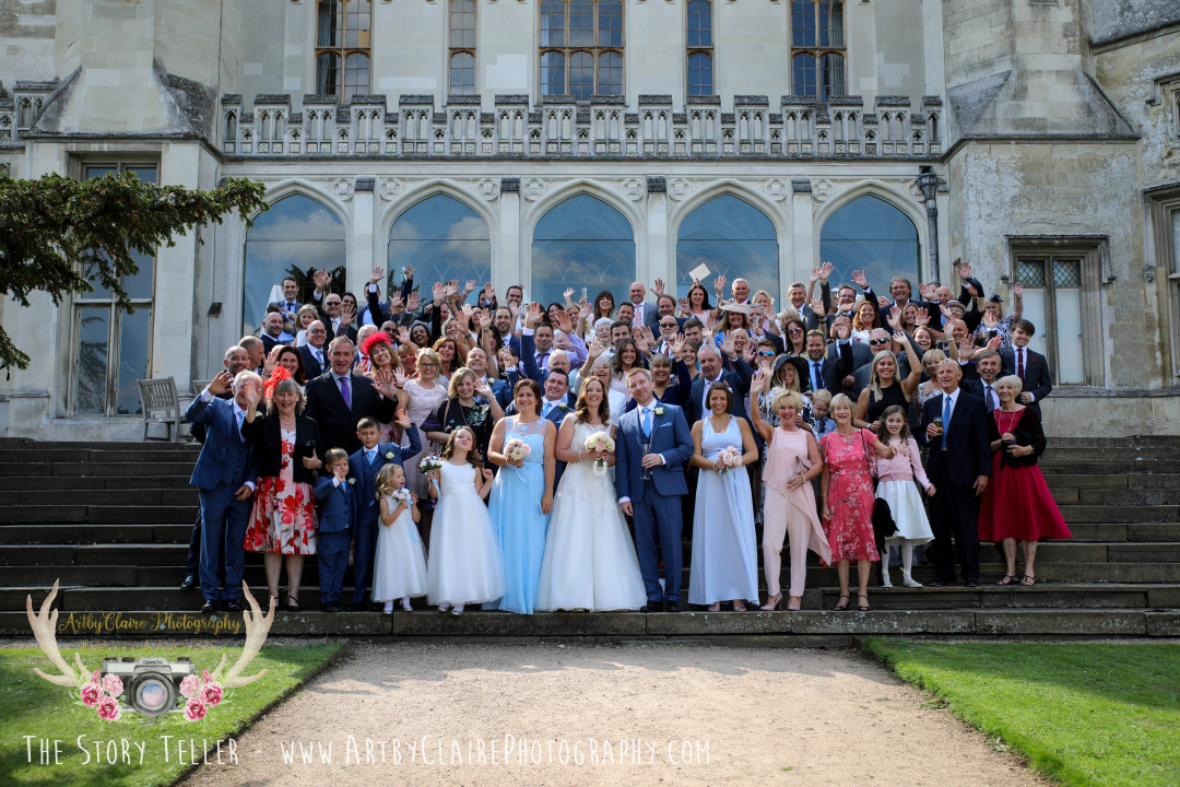 ArtbyClaire Photography at Ashridge House, Berkhamsted