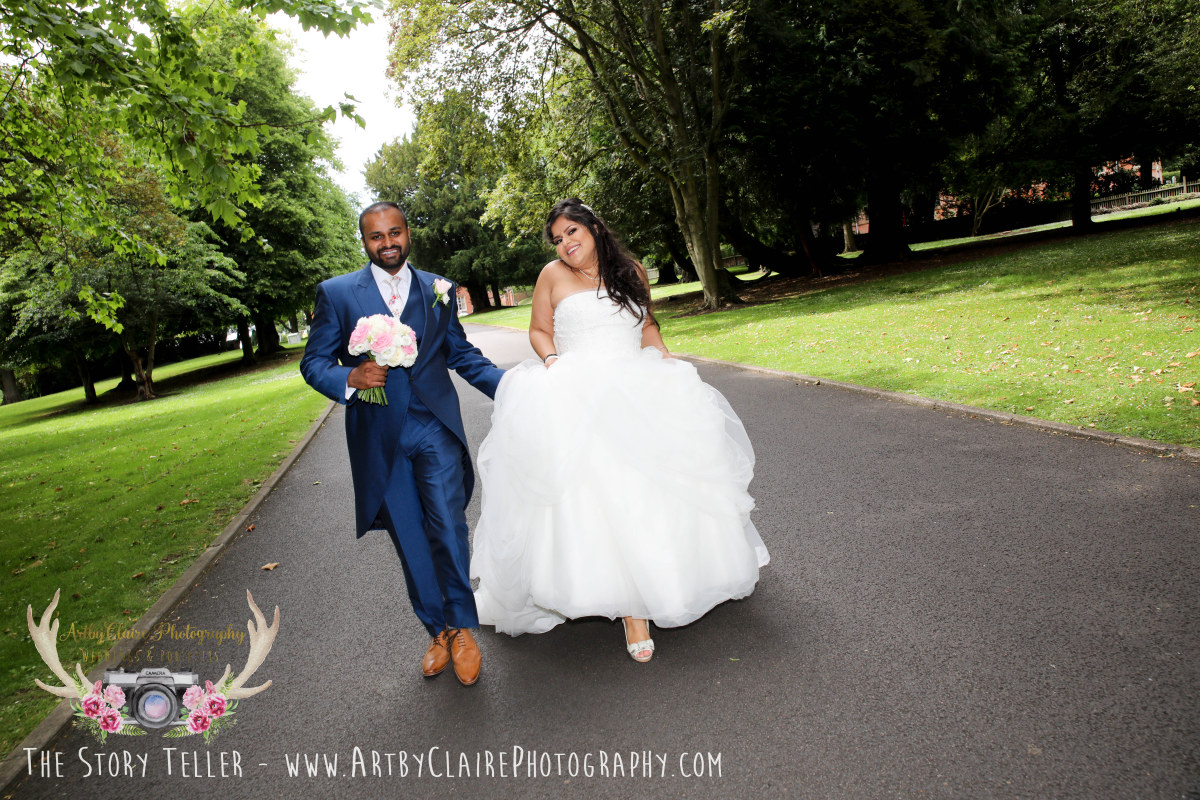 ArtbyClaire Photography natural weddings at Latimer House