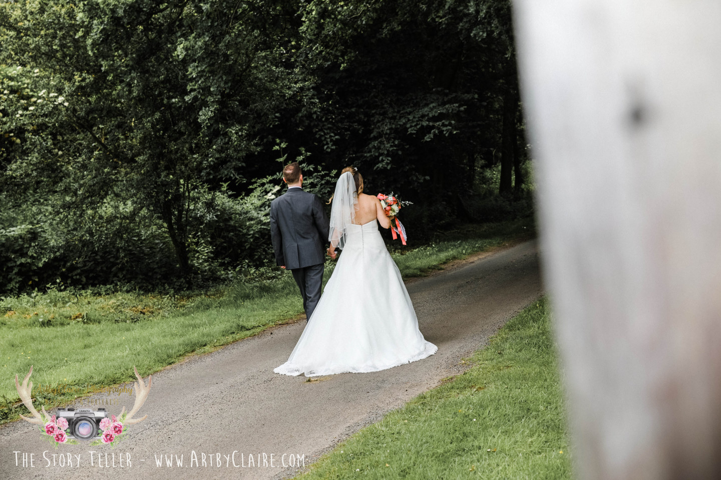 ArtbyClaire Natural & Creative Wedding Photography