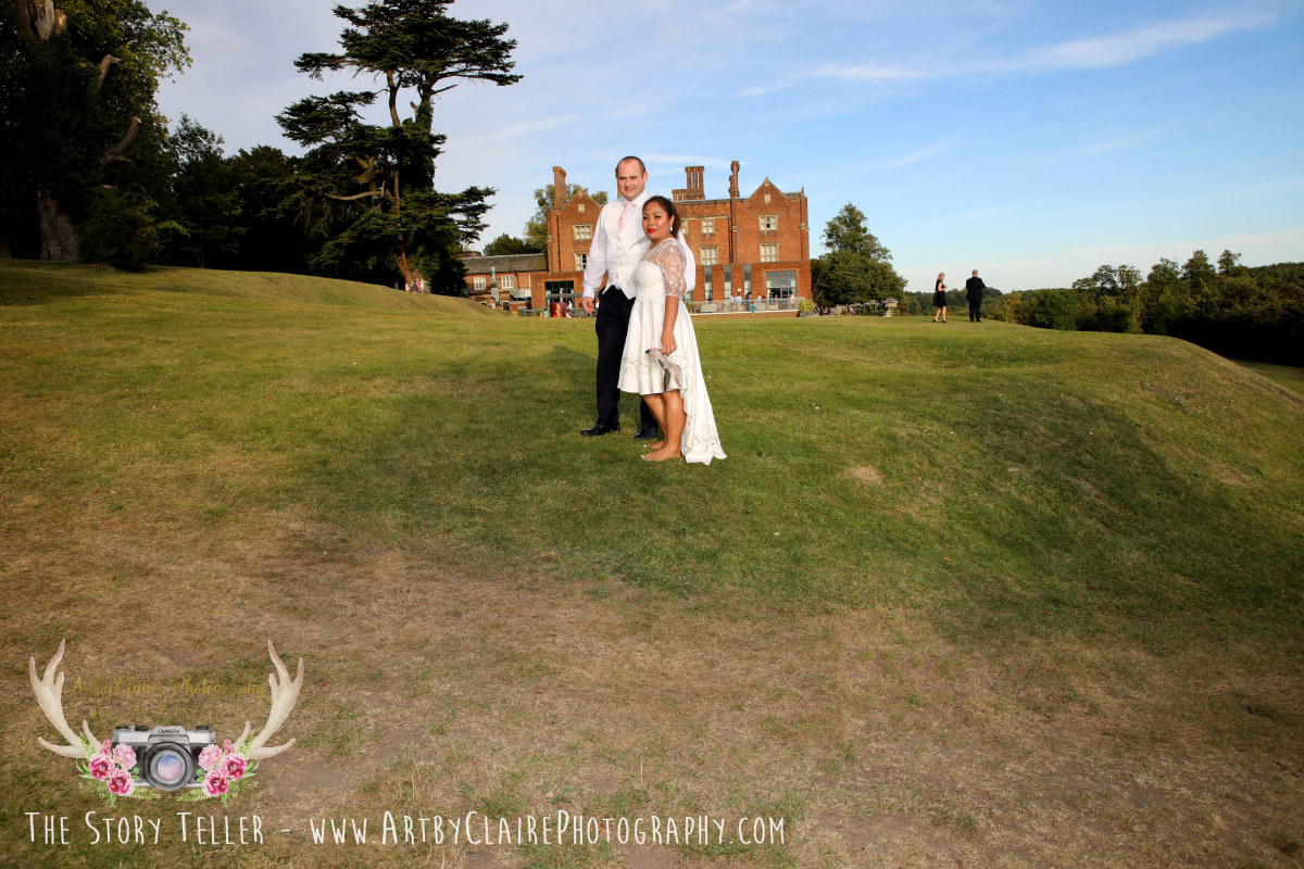 Latimer House Wedding Fair by ArtbyClaire Photography