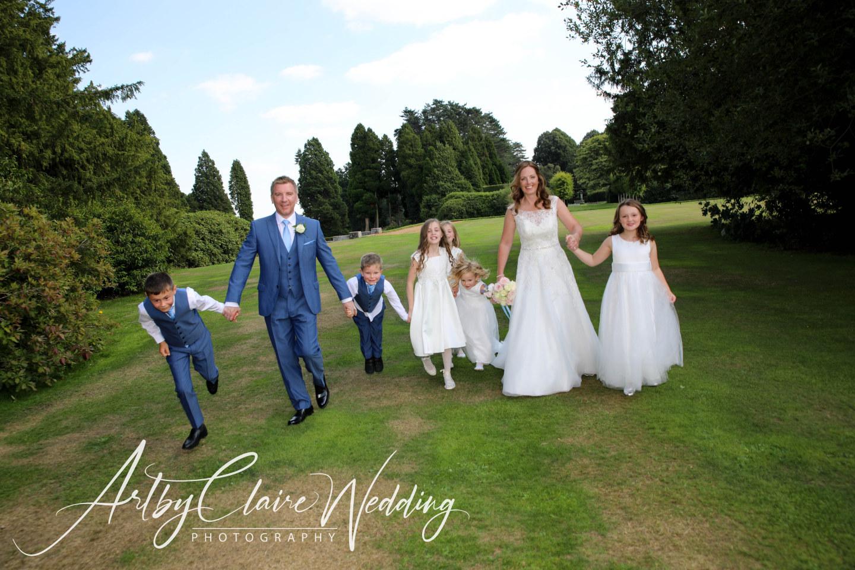 ArtbyClaire Creative Wedding Photography Ashridge House Berkhamsted