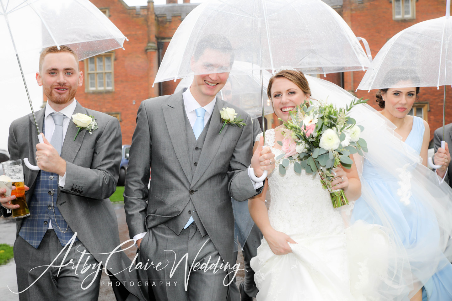 ArtbyClaire Creative Wedding Photography at Latimer House